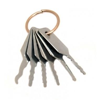 Medium jiggler keys
