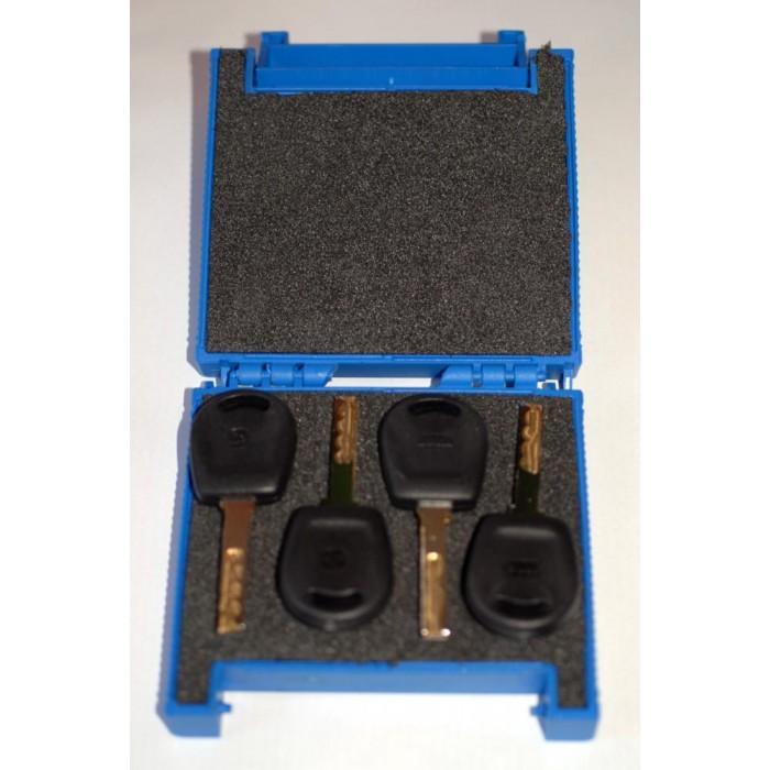 BMW HU92 Jiggler key set