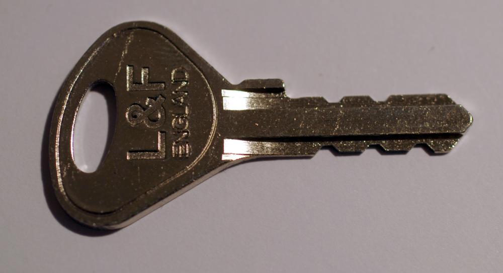Lowe and Fletcher 95 master key
